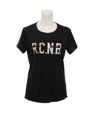 ナンバー/レディス/トロピカル レディースRUN フォトプリントTシャツ