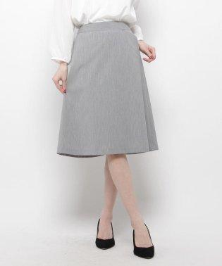 ストレッチ台形スカート