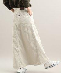【Lee×ViS】コーデュロイロングスカート