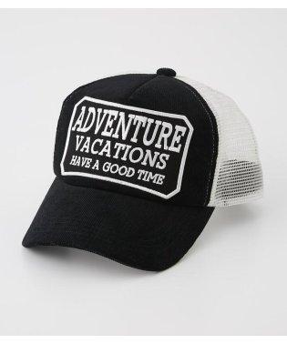 ADVENTURE CORDUROY CAP