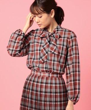 【セットアップ対応商品】ハイツイストチェックシャツ
