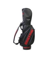 【日本正規品】ブリーフィング ゴルフ BRIEFING GOLF キャディバッグ CR-3 9.5型 ゴルフバッグ BRG014CR3