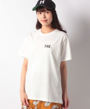 Lugnoncure COLLEGE TEE 【THE】