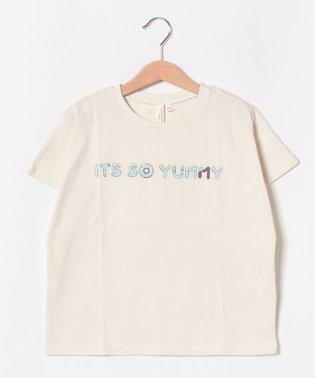 ドーナツロゴドルマンTシャツ