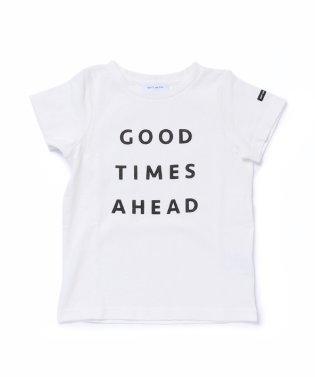 16/-ソフトテンジク 'GOODTIMES' 半袖 Tシャツ