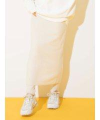 【emmi atelier】タスマニアウールニットスカート