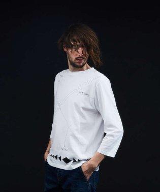 【19AW新作】ノマドロングTシャツ