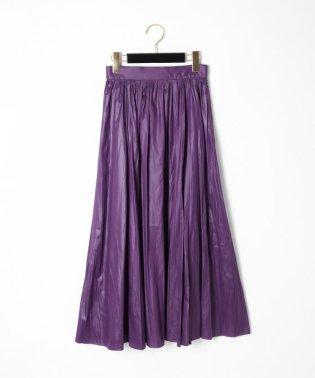 コーディングギャザースカート