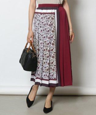 GRANDTABLE(グランターブル) リバティプリーツスカート