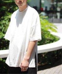 PANNILL/パニール  USA SLIT JERSEY Tシャツ