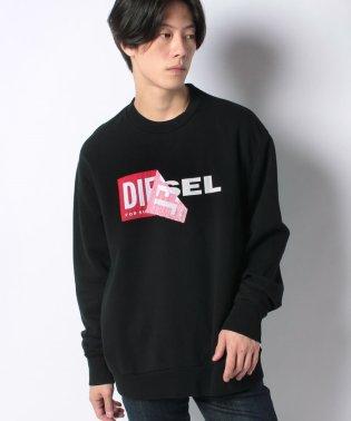 DIESEL(apparel) 00S8WC 0IAEG 900 SWEATSHIRTS