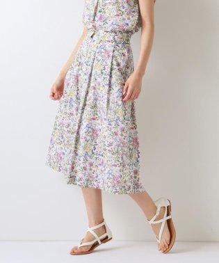 【Sサイズ~】リバティプリント Wild Flowers スカート