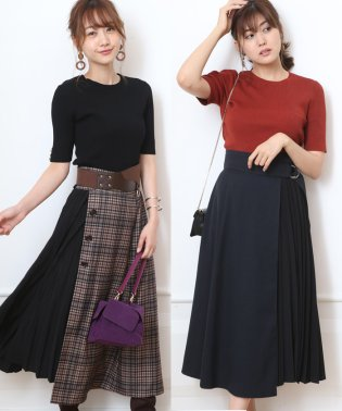 【Marisol10月号掲載】3WAYスカート