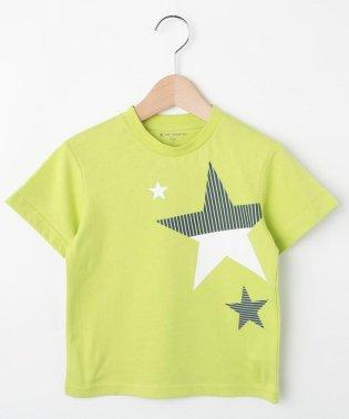 【100~150cm】星グラフィックTシャツ