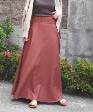 【NEU】アサLOOK フレアマキシスカート