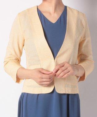 CL/OX/カラーレスジャケット
