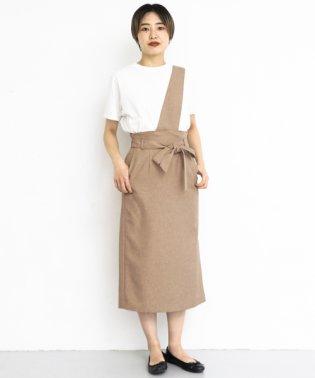 【KBF】ワンショルダー2wayスカート