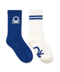 リブロゴ靴下2 足セット(男女兼用)