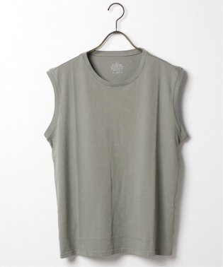 SKU ORGANIC COTTON SLEEVELESS LAYERING TEE