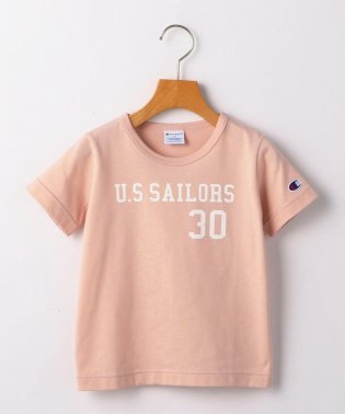 CHAMPION:【SHIPS KIDS 30th別注】フットボールTEE 2(100~130cm)