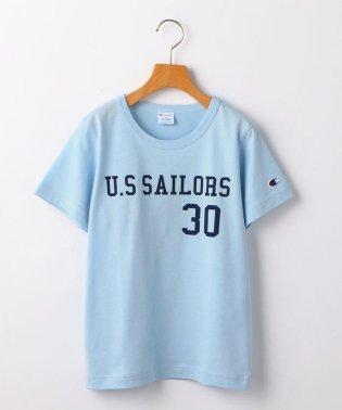 CHAMPION:【SHIPS KIDS 30th別注】フットボールTEE 2(145~160cm)