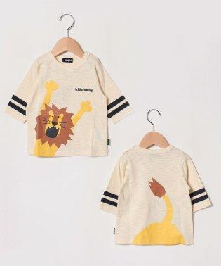 バンザイライオンライン入りTシャツ