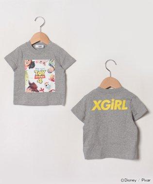 DISNEY/PIXAR TOY STORY ボックスデザインTシャツ