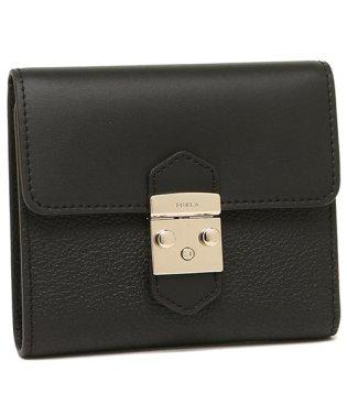 フルラ 折財布 レディース FURLA 964009 PU28 CO2 O60 ブラック