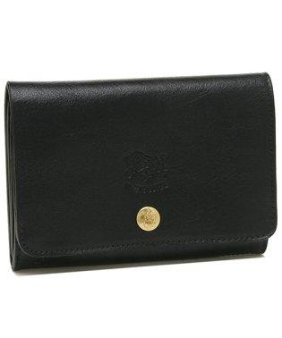 イルビゾンテ 折財布 レディース IL BISONTE C0521P 153 ブラック