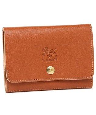 イルビゾンテ 折り財布 レディース IL BISONTE C0522 P 145 キャラメル