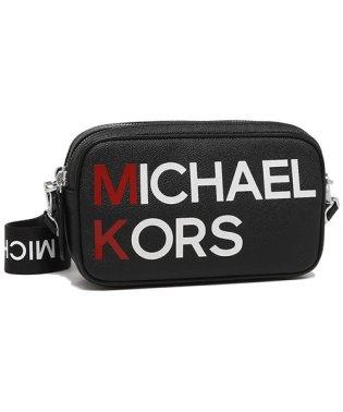 マイケルコース ショルダーバッグ アウトレット レディース MICHAEL KORS 35S9SLCM1V BLK/WHT ブラックマルチ