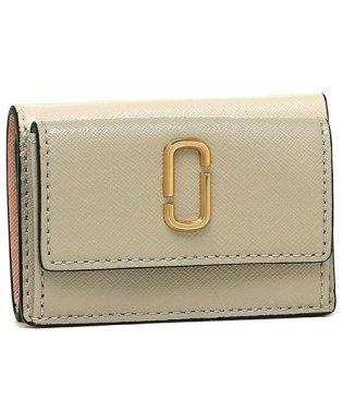 マークジェイコブス 折財布 レディース MARC JACOBS M0014492 088 グレーマルチ