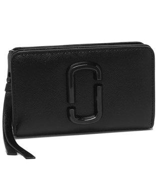 マークジェイコブス 折財布 レディース MARC JACOBS M0014528 001 ブラック