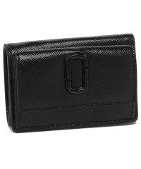マークジェイコブス 折財布 レディース MARC JACOBS M0014987 001 ブラック