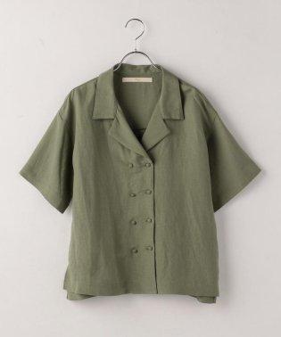 Khaju:オープンカラーシャツ