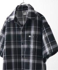 Cal Top / キャルトップ COLOR BASE マドラスチェックシャツ