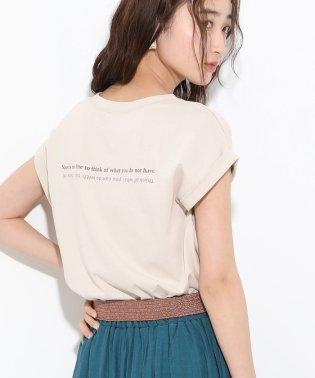 アソートロゴプリントTシャツ