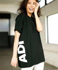 <adidas>サイドロゴチュニック