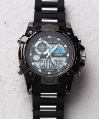 【HPFS】アナデジ アナログ&デジタル腕時計 HPFS612 メンズ腕時計 デジアナ
