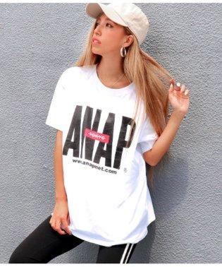 ANAPロゴTシャツ(USAコットン)