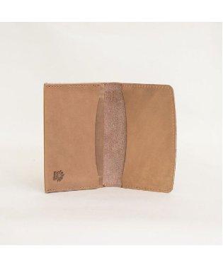 名刺ケース 4ポケット 牛革 山羊革 名刺入れ カードケース