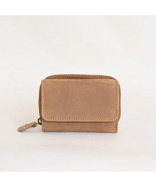 Tiny ミニ財布 本革 三つ折りコンパクト