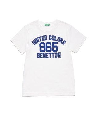 【BOYS】ベーシックロゴ半袖Tシャツ・カットソー