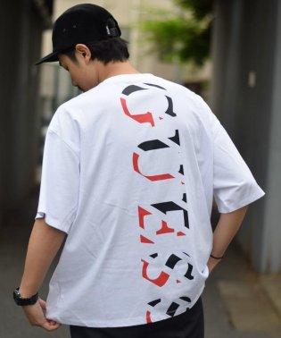 【別注】Guess×ROYAL FLASH/ゲス バイヤスプリントTシャツ
