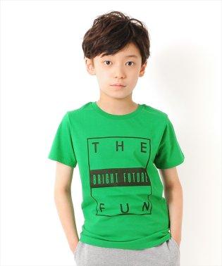 FUNボックスロゴ半袖Tシャツ