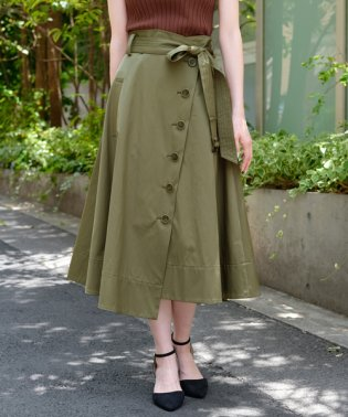 メモリーバイオツイル スカート