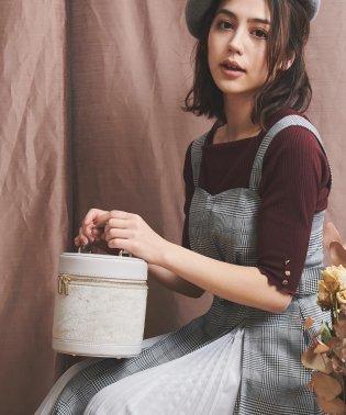 【美人百花・with・Ray・non-no10月号掲載】ミニドラムBAG