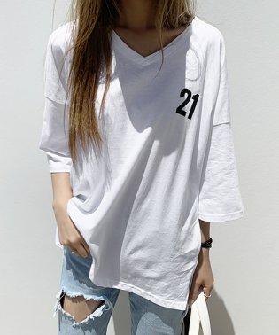 NANING9(ナンニング)No,21Tシャツ