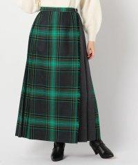 【O'neil of Dublin/オニールオブダブリン】別注キルトロングスカート