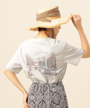 バック転写Tシャツ